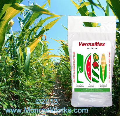 Chicken Litter & Worm Castings Blend VermaMax For Sale